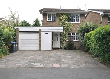 Thumbnail 3 bed detached house to rent in Bishops Wood, Woking, Surrey