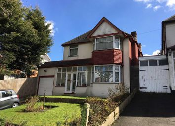 Thumbnail 3 bed detached house for sale in Lindale Avenue, Hodge Hill, Birmingham