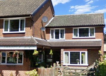 Thumbnail 1 bed flat to rent in The Lawns, Rolleston-On-Dove, Burton-On-Trent
