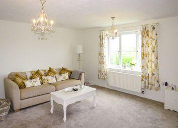 Thumbnail 1 bed flat for sale in Capthorne Close, Hampton Hargate, Peterborough