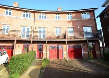 Thumbnail 4 bed terraced house for sale in Wyatt Crescent, Lower Earley, Reading