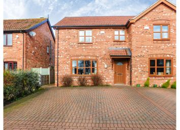 Thumbnail 3 bed semi-detached house for sale in Westwinds Gardens, Scunthorpe