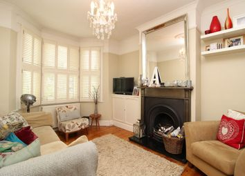 Thumbnail 4 bed terraced house to rent in Alexandria Road, Ealing