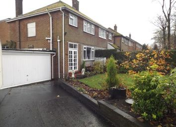 Thumbnail 3 bed semi-detached house for sale in Berkeley Road, Hazel Grove, Stockport, Cheshire