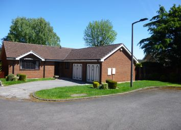 Thumbnail 3 bed detached bungalow for sale in Convent Grove, Bessacarr, Doncaster