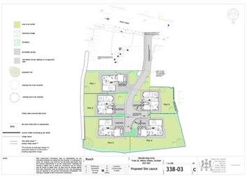 Thumbnail Land for sale in Residential Development Opportunity, Front Street, Witton Gilbert, Durham