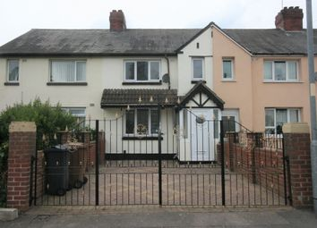 Thumbnail 3 bed terraced house to rent in George Street, Willenhall