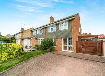 Thumbnail 3 bedroom semi-detached house to rent in Malvern Close, Woodley, Reading