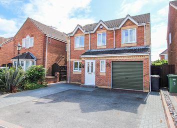 Thumbnail 4 bed detached house for sale in Birstall Close, Chesterfield