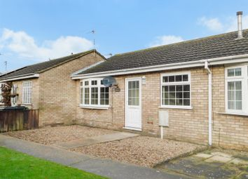 Thumbnail 2 bed terraced bungalow for sale in Langton Court, Skegness, Lincs