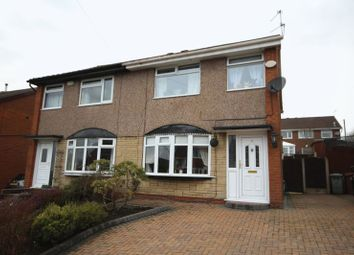 Thumbnail 3 bed semi-detached house for sale in Earnshaw Avenue, Healey, Rochdale