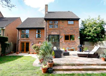 Thumbnail 4 bed detached house for sale in Horseguards Drive, Maidenhead, Berkshire