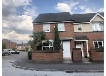 Thumbnail 3 bed end terrace house for sale in Trinity Street, Loughborough