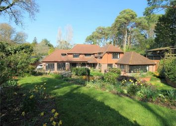 Thumbnail 5 bed detached house for sale in Castle Lane, Budleigh Salterton