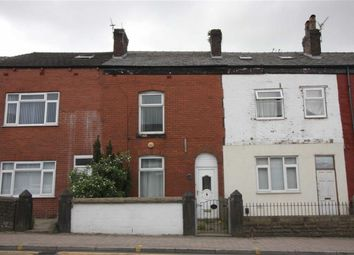 Thumbnail 2 bed terraced house for sale in Tonge Moor Road, Tonge Moor, Bolton