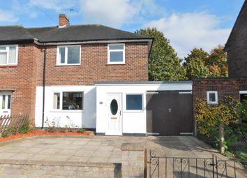 Thumbnail 3 bed end terrace house for sale in Laurel Crescent, Long Eaton, Nottingham