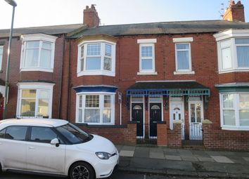 Thumbnail 3 bed flat for sale in St Marys Avenue, South Shields