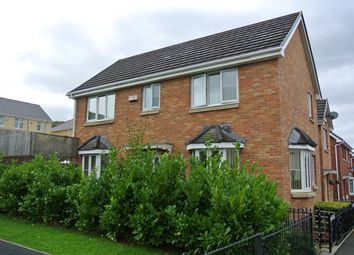 Thumbnail 3 bed semi-detached house for sale in Hanbury Grove, Pontypool