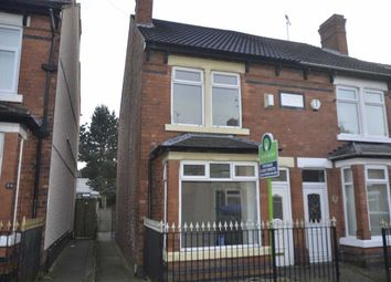 Thumbnail 2 bedroom semi-detached house for sale in Oxford Street, Kirkby-In-Ashfield, Nottingham