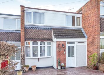 Thumbnail 3 bed terraced house for sale in Gilbert Road, Lichfield