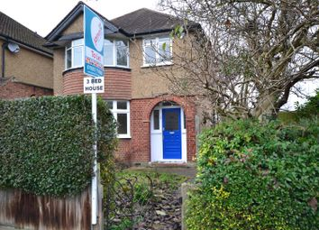 Thumbnail 3 bed detached house to rent in Harvey Road, Croxley Green, Rickmansworth