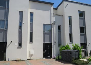Thumbnail 3 bed town house for sale in Rowledge Court, Peterborough
