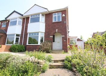 Thumbnail 3 bed semi-detached house for sale in Hall Road, Little Preston, Leeds
