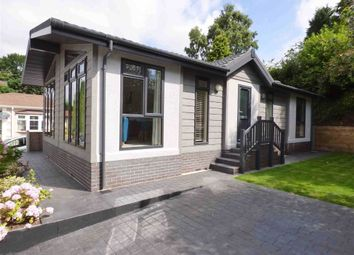 Thumbnail 2 bed mobile/park home for sale in Delamere Grove, Eddisbury Hill, Delamere, Cheshire