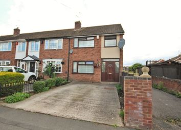 3 bed end terrace house for sale in Diana Drive, Coventry CV2
