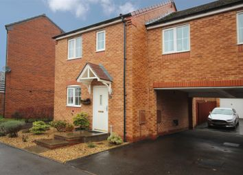 Thumbnail 3 bed link-detached house to rent in Capercaillie Drive, Cannock
