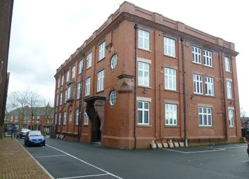 Thumbnail 2 bed flat to rent in The Print Works, Belle Vue, Leek, Staffordshire