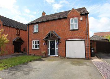 Thumbnail 4 bed detached house for sale in Touchstone Road, Heathcote, Warwick