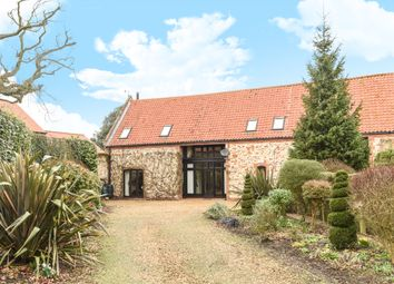 Thumbnail 6 bed barn conversion for sale in Cliff Farm Barns, Old Hunstanton Road, Old Hunstanton, Hunstanton