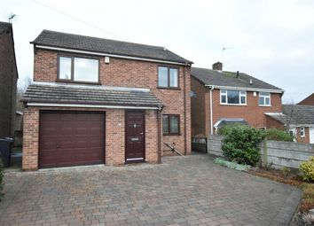 Thumbnail 4 bed detached house for sale in Birchwood Lane, Somercotes, Alfreton, Derbyshire