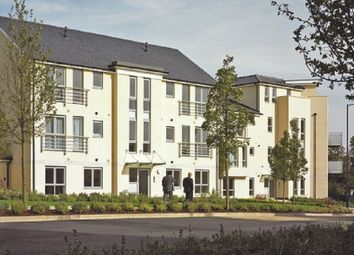 Thumbnail 1 bed flat for sale in Newton Apartments At Springhead Park, Wingfield Bank, Northfleet, Gravesend