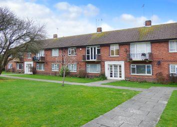Thumbnail 2 bed flat for sale in Parkside Court, Meadow Way, Littlehampton