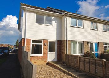Thumbnail 2 bed terraced house for sale in Cobham Close, Yapton, Arundel