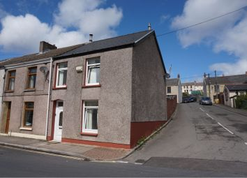 3 bed end terrace house for sale in Walter Street, Tredegar NP22