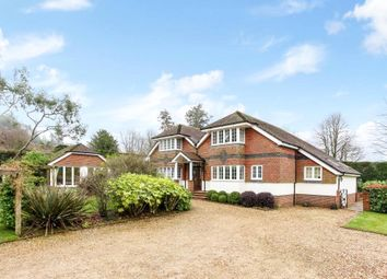 Thumbnail 5 bed detached house for sale in Fernden Lane, Haslemere, Surrey