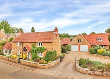 Thumbnail 4 bed detached house for sale in Main Street, Harston, Grantham