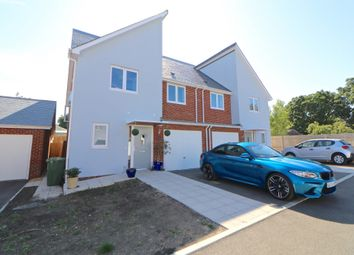 Thumbnail 4 bed semi-detached house for sale in Cornflower Crescent, Polegate, East Sussex
