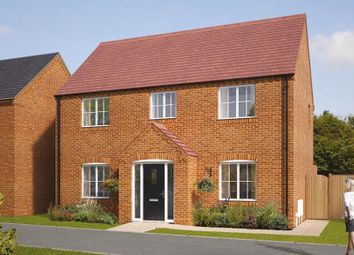 Thumbnail 4 bedroom detached house for sale in Redlands Park, Brandon Road, Swaffham