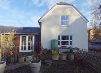 Thumbnail 3 bed link-detached house for sale in Chantry Lane, Westbury, Wiltshire