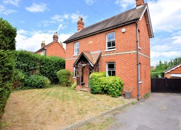 Thumbnail 4 bed detached house to rent in Basingstoke Road, Spencers Wood, Reading