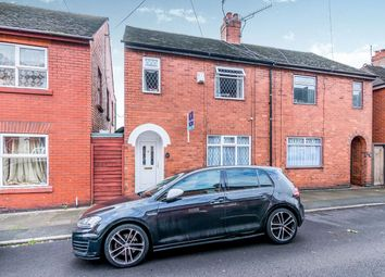 Thumbnail 3 bed semi-detached house for sale in Leveson Street, Stoke-On-Trent