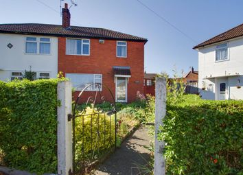 Thumbnail 3 bed semi-detached house for sale in Tabley Road, Crewe