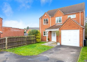 Thumbnail 4 bedroom detached house for sale in Sleaford Road, Heckington, Sleaford, Lincolnshire