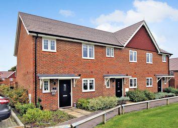 Walker Place, Medstead, Hampshire GU34. 2 bed end terrace house for sale