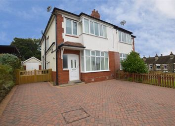 Thumbnail 3 bed semi-detached house for sale in Birchwood Hill, Leeds, West Yorkshire
