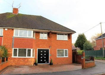 Thumbnail 4 bed semi-detached house for sale in Oxenden Road, Tongham